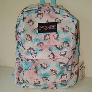Unicorn swag bag